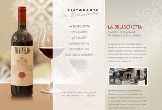 Ristorante La Bruschetta