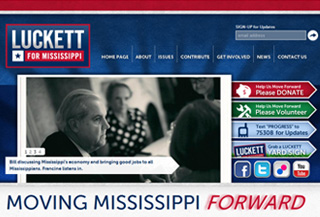 Luckett for Governor