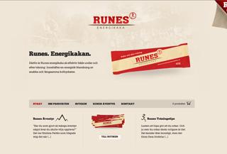 Runes Energikaka