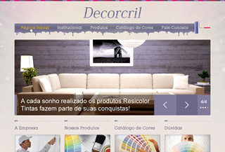 Decorcril Tintas