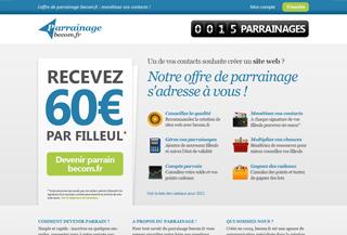 Parrainage-becom.fr