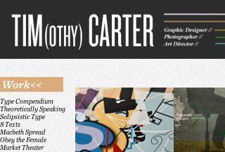 Tim(othy) Carter
