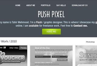 Push Pixel