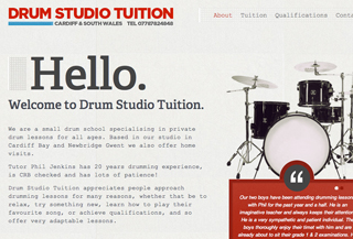 Drum Studio Tuition