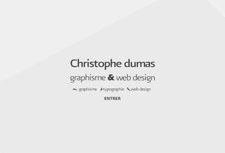 Christophe dumas graphiste