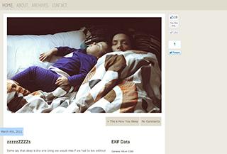 Eleni365, Photoblog