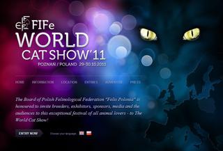 World Cat Show 2011
