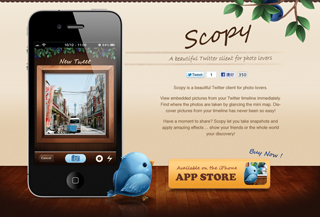 Scopy ios App