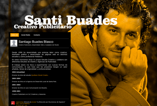 Santi Buades. Creativo