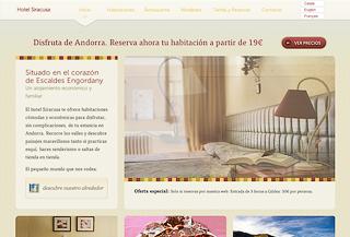 Hotel Siracusa Andorra