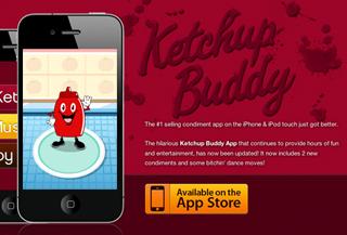 Ketchup Buddy