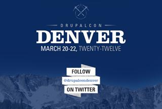 DrupalCon Denver 2012