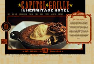 Capitol Grille Nashville