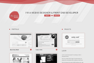 Alan Horne Web Design