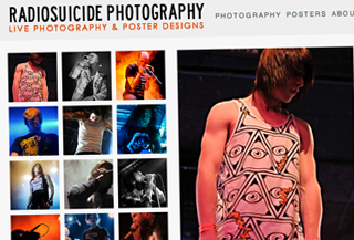 Radiosuicide Photography