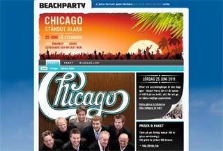 Beach Party 2011