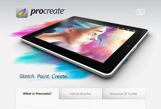Procreate for iPad