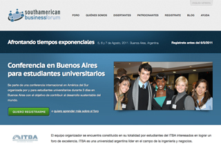 South American Business Forum