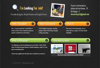 I\'m Looking For Job!