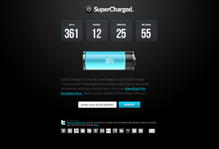 SuperCharger Template