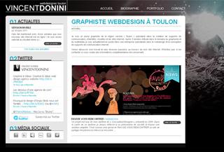 Vincent DONINI - Portfolio