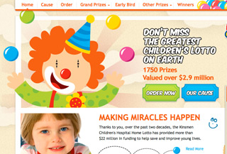 Children's Hospital Lottery