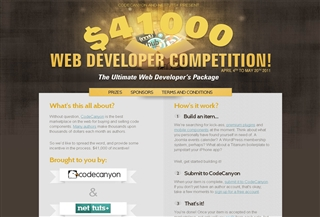 Codecanyon Competition