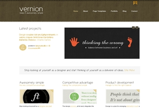 Vernion PREMIUM THEME