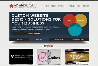 Adam Scott's Portfolio