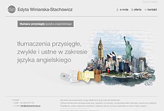 Edyta Winiarska-Stachowicz