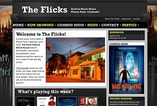 The Flicks Movie House