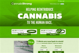 Cannabis Strong