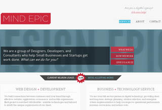 MindEpic - Web & Mobile Design