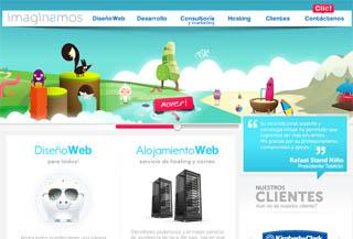 Imaginamos Agencia Web
