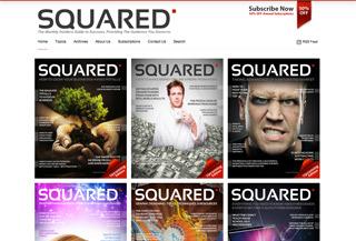 Squared Pixel Magazine