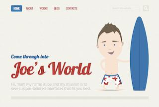Joe Guarino - Web Designer