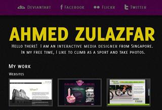 Zulazfar - Design Portfolio