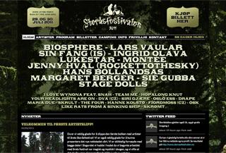 Storåsfestivalen 2011