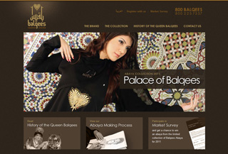 Balqees Fashion Design