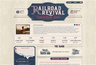 Railroad Revival tour