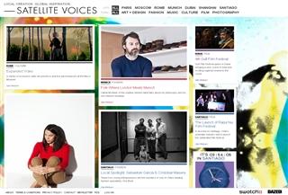Satellite Voices