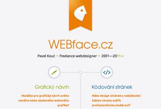 WEBface.cz