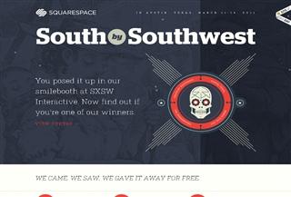 Squarespace SXSW