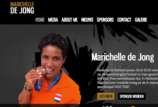 Marichelle de Jong