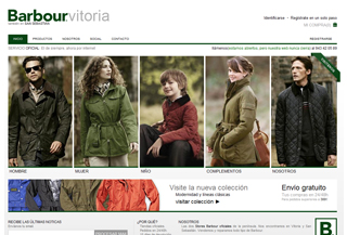 Barbour Vitoria