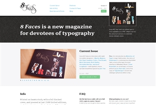 8 Faces Magazine