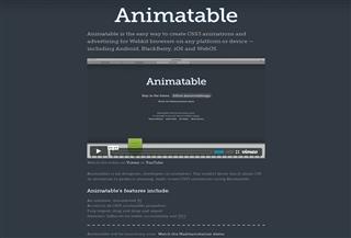 Animatable