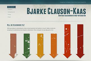 Bjarke Clauson-Kaas Design