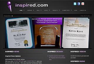 Inspired Arts & Media