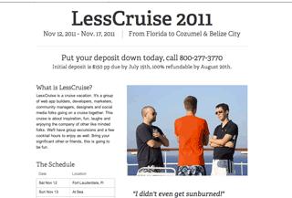 LessCruise